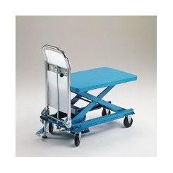 Table élevatrice - destockage