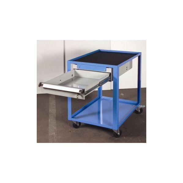 Servante multi usage avec tiroirs roll - Chariot de jardin multi usage ...