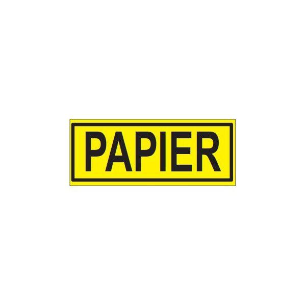 Autocollant papier roll for Papier autocollant exterieur