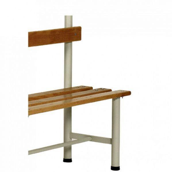 banc pat res pour vestiaire de sport roll. Black Bedroom Furniture Sets. Home Design Ideas