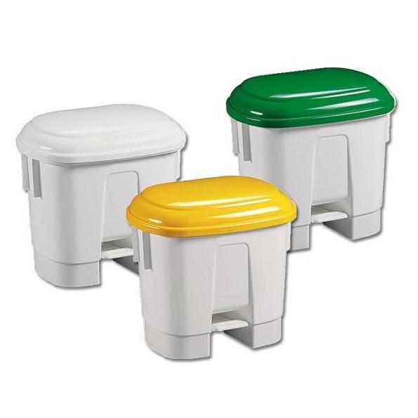 Poubelle de tri selectif 30 litres rolleco - Poubelle 30 litres ...