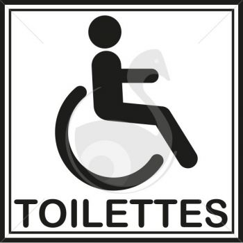 pictogramme toilette homme handicap roll. Black Bedroom Furniture Sets. Home Design Ideas