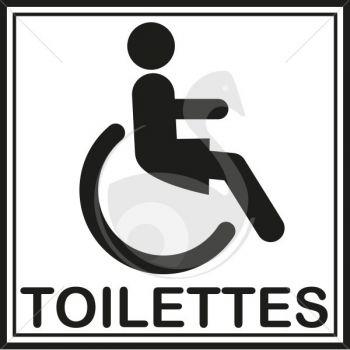 pictogramme toilette femme handicap rolleco. Black Bedroom Furniture Sets. Home Design Ideas