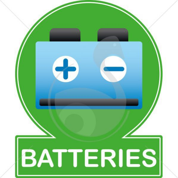 pictogramme couleur recyclage des batteries roll. Black Bedroom Furniture Sets. Home Design Ideas
