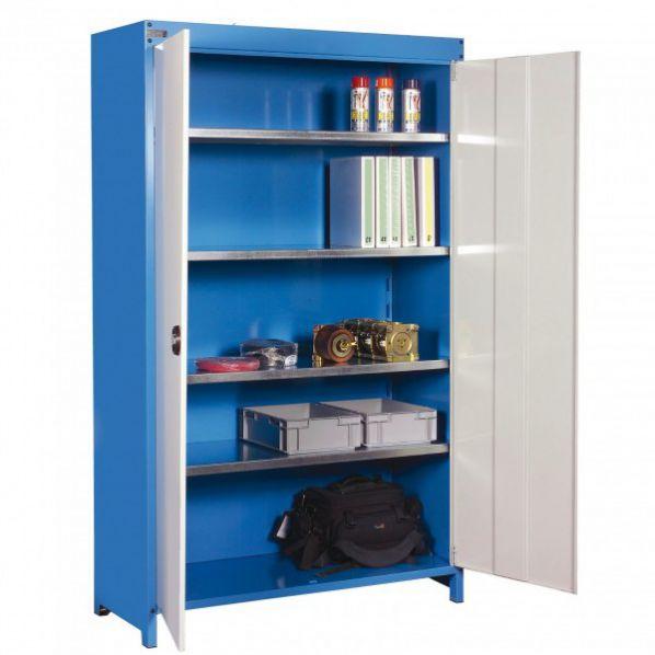 armoire en acier sur pied hauteur 2000 mm roll. Black Bedroom Furniture Sets. Home Design Ideas
