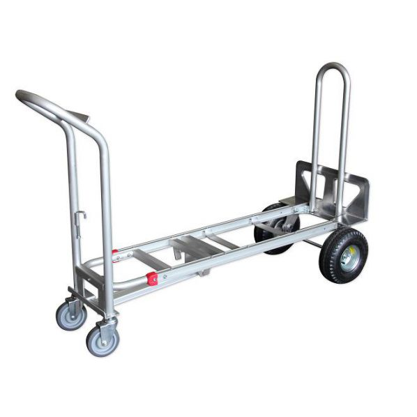 diable chariot aluminium 3 en 1 roll. Black Bedroom Furniture Sets. Home Design Ideas