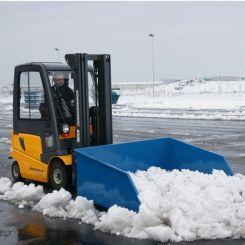Benne à neige 1000 litres