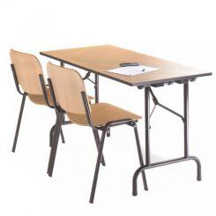 Table de conférence pliante