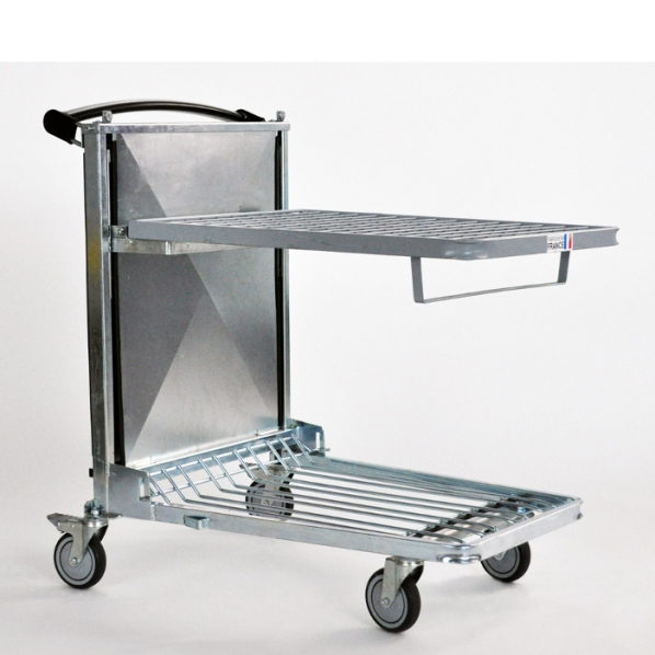 chariot de mise en rayon niveau constant roll. Black Bedroom Furniture Sets. Home Design Ideas