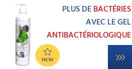 Protégez-vous contre les bactéries !