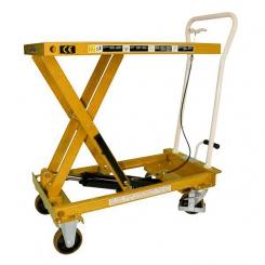 Table élévatrice simple ciseaux 150kg