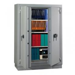 Armoire ignifuge Paper Duo - Capacité 747 Litres - Valeur assurable