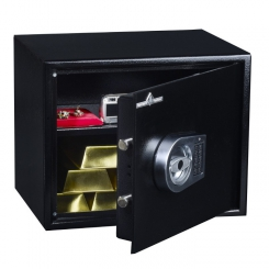 Coffre-fort HT anti-effraction - Capacité 30 litres