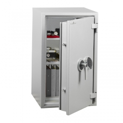 Coffre-fort anti-feu et anti-vol Protect Duo 80 litres