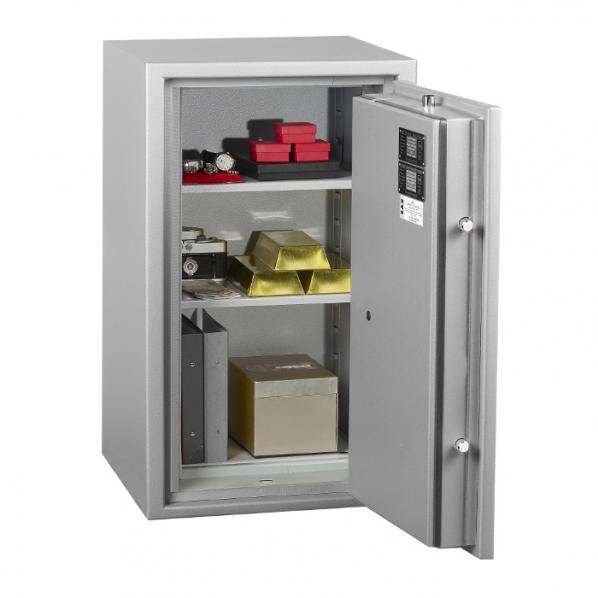 coffre fort anti feu et anti vol protect duo 80 litres roll. Black Bedroom Furniture Sets. Home Design Ideas