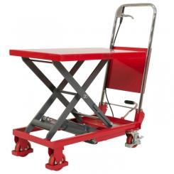 Table élévatrice manuelle Charge 150Kg