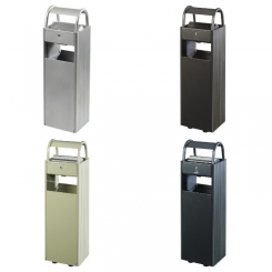 Cendrier poubelle extérieur 30 L