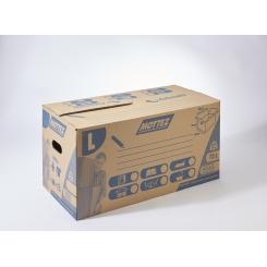 Cartons de déménagement 72 litres