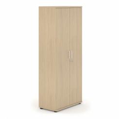 Armoire haute de bureau avec étagères
