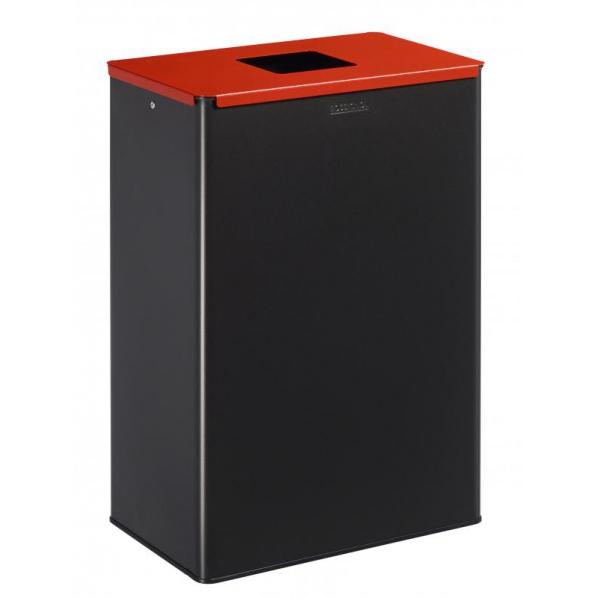 poubelle de tri s lectif 60 litres calitri roll. Black Bedroom Furniture Sets. Home Design Ideas