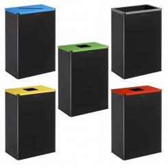 Poubelle de tri sélectif 60 litres - Calitri