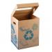 Corbeille à papier en carton - 36 litres - image 2