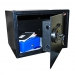Coffre-fort à code sécurité 16,5 litres - image 2