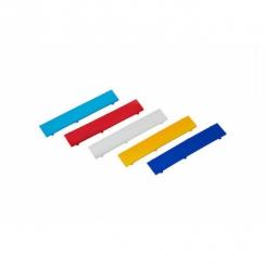 Plaquette d'identification pour casier vaisselle
