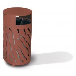 Corbeille 80 litres modèle Venise - PROCITY®