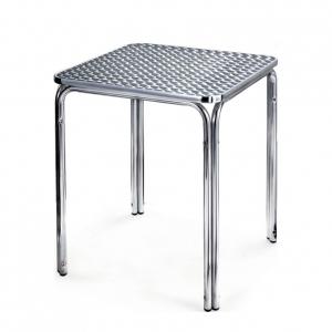 Table aluminium restaurant