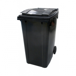 Conteneur poubelle - 360 litres