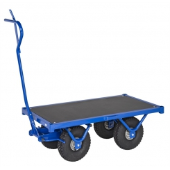 Chariot charge lourde - 1300 kg