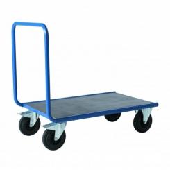 Chariot de manutention 1 dossier nu - 500 kg
