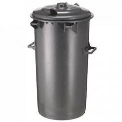 Poubelle ronde 110 litres