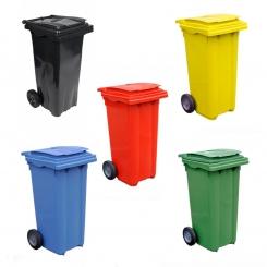 Conteneur poubelle - 120 litres