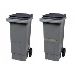 Conteneur à déchets - 80 litres