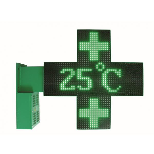 Croix de Pharmacie 80 et 100 cm