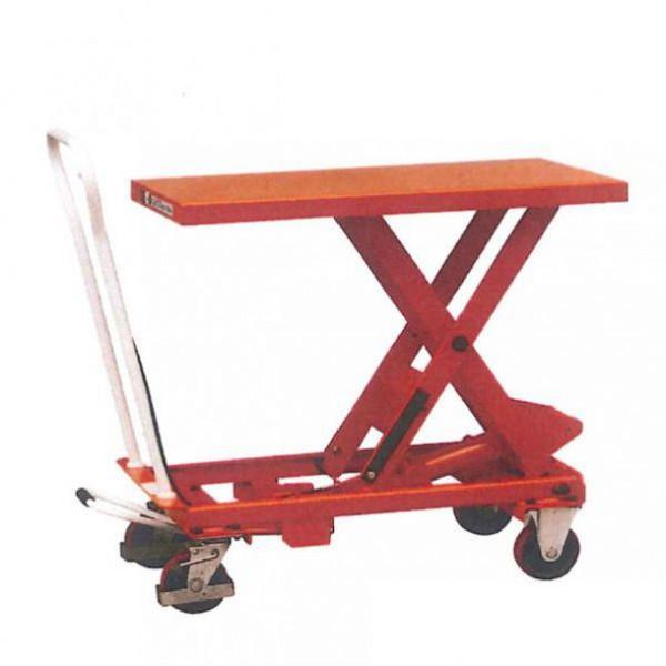 Table élévatrice mobile charge 500 kg