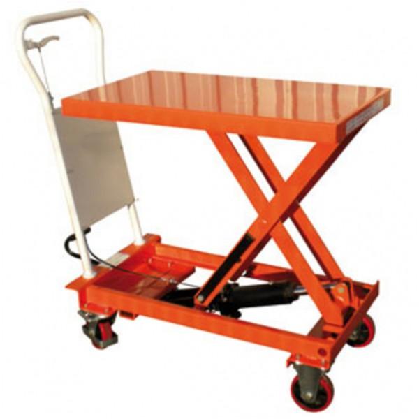 Table élévatrice mobile charge 250 kg