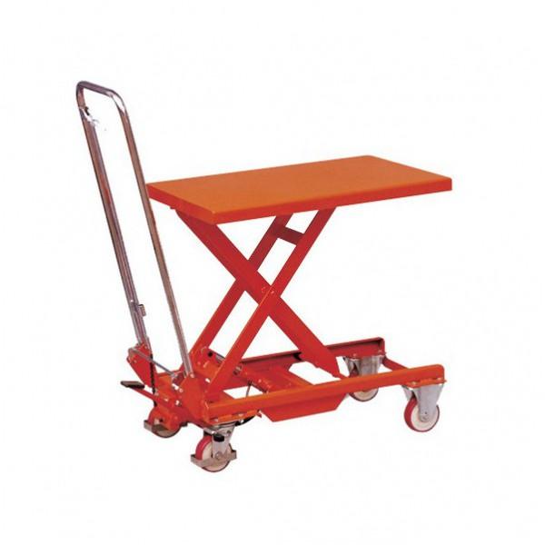 Table élévatrice mobile 150 kg