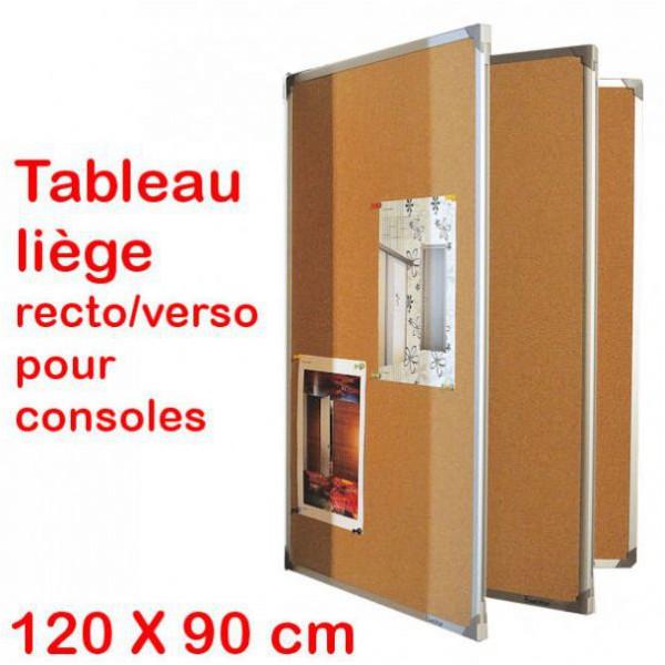 Tableau à console 120 cm