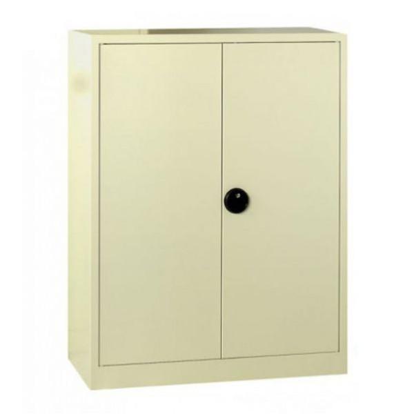 Armoire à portes battantes - H. 1000 x L. 800 mm