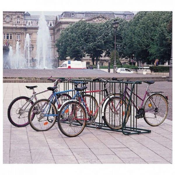 Support 16 vélos face à face