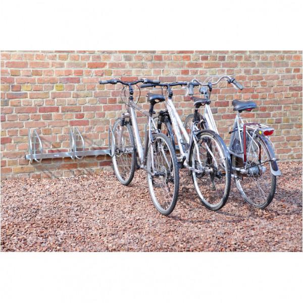 Râtelier mural 5 vélos