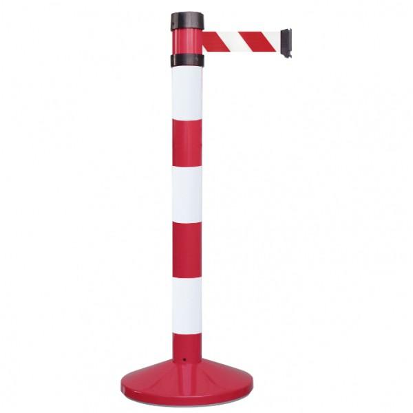 Poteau à sangle de sécurité 4 mètres
