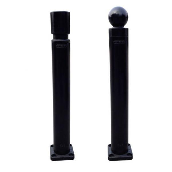 Poteau à mémoire de forme à fixer H800mm