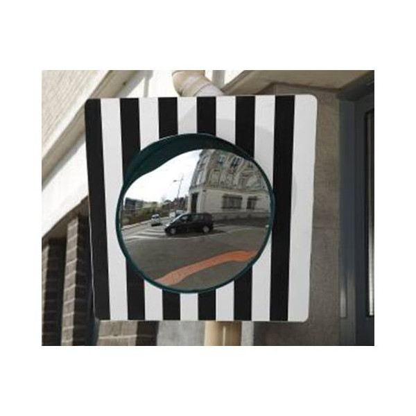Miroir rond pour usage domaine public