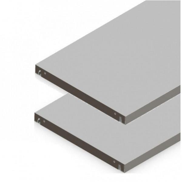 Lot de tablettes supplémentaires pour armoire - L 1200 mm