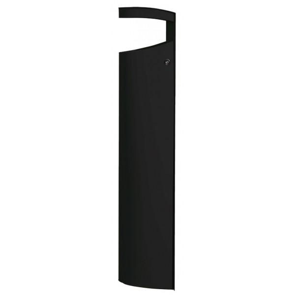 Cendrier sur pied ou mural 10 litres - Koa