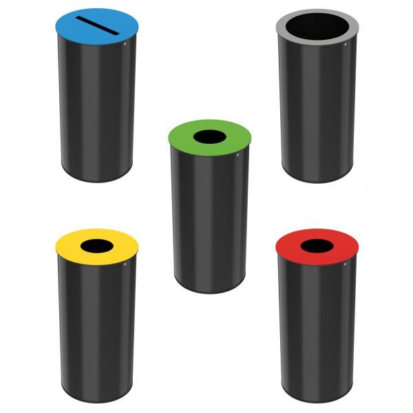Corbeille de tri sélectif 50 litres - Neotri